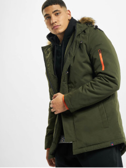 Denim Project Winter Jacket Kondy  olive
