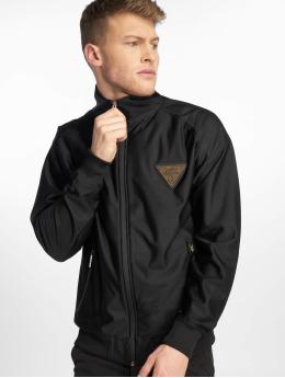 Deus Maximus Демисезонная куртка Takis черный