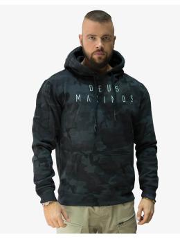 Deus Maximus Bluzy z kapturem Phantom Strike czarny