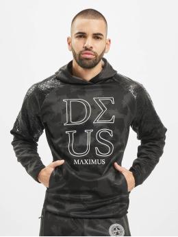 Deus Maximus Hoodies Surrender  kamufláž