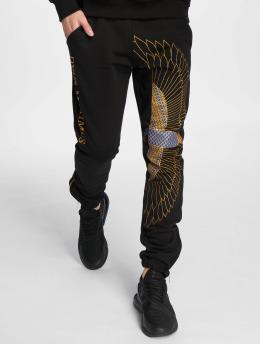Deus Maximus Jogging kalhoty Benu čern