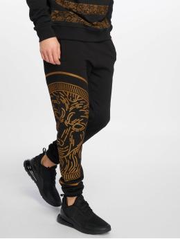 Deus Maximus Jogging kalhoty Buchis  čern