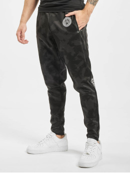 Deus Maximus Pantalons de jogging All Season camouflage