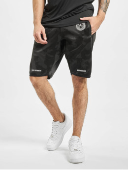 Deus Maximus Short de sport All Season camouflage