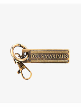 Deus Maximus Sonstige King Metal  goldfarben
