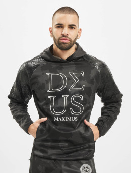 Deus Maximus Sports Hoodies Surrender  camouflage