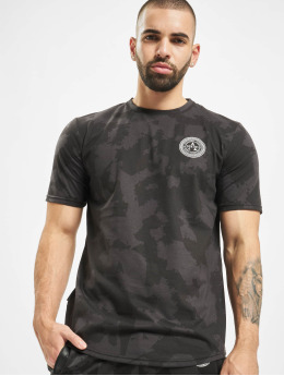 Deus Maximus Sportshirts Cool Core  moro