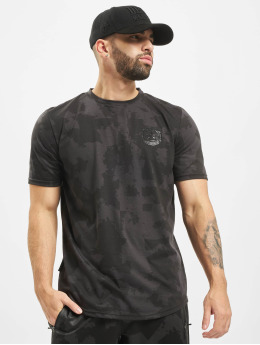 Deus Maximus T-Shirt Cool Core  camouflage