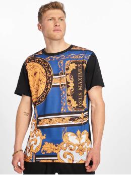 Deus Maximus T-Shirt Clermont noir