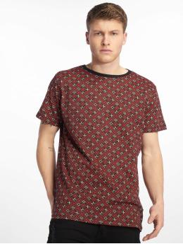 Deus Maximus T-shirt Atum  rosso