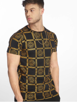 Deus Maximus T-Shirt Atum  schwarz