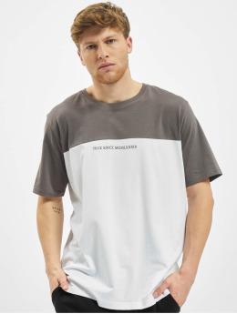 Deus Maximus T-Shirt Tanatos  white