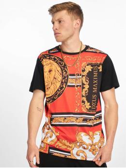 Deus Maximus t-shirt Clermont zwart