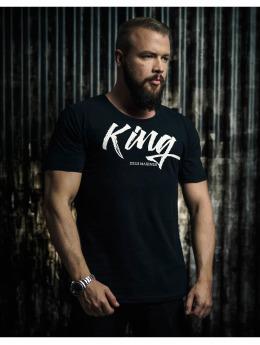 Deus Maximus T-skjorter Apprentice  svart