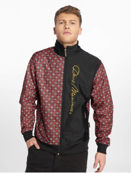 Deus Maximus Transitional Jackets Amun svart
