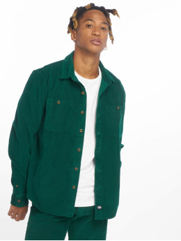 Dickies Рубашка Bayville зеленый