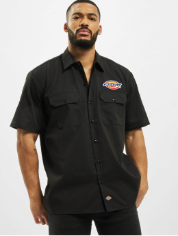 Dickies Рубашка Clintondale черный