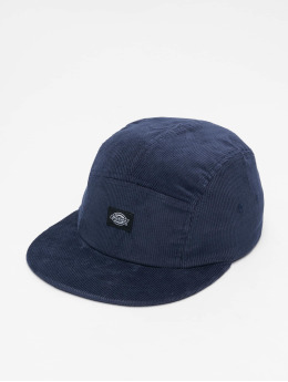 Dickies 5 Panel Caps Hornbeck Cord 5 Panel  blå