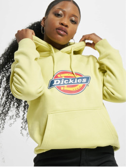 Dickies Bluzy z kapturem Icon Logo  zólty