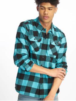 Dickies Camisa Sacramento  azul