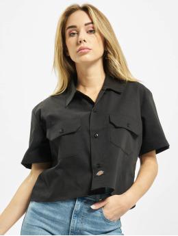 Dickies Camisa Silvergrove  negro