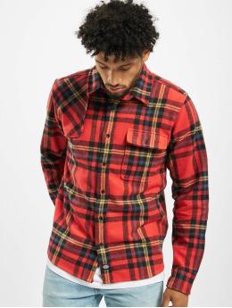 Dickies Camisa Prestonburg rojo