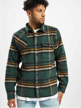 Dickies Camisa Prestonburg  verde
