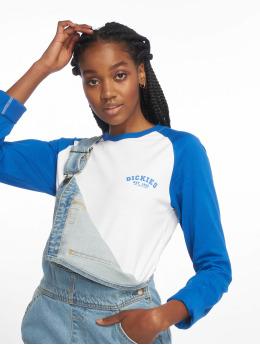 Dickies Camiseta de manga larga Baseball azul