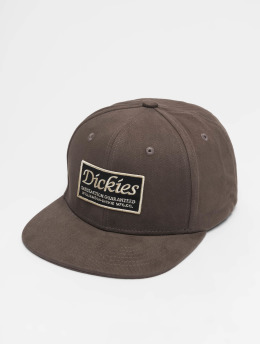 Dickies Casquette Snapback & Strapback Callicoon gris