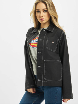 Dickies Denim Jacket Toccoa  black