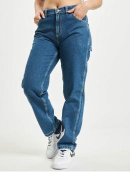 Dickies Dżinsy straight fit Ellendale  niebieski