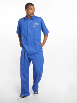 Dickies Jumpsuits Narrowsburg  modrý