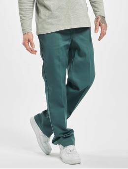 Dickies Látkové kalhoty Original 874 Wor zelený