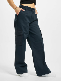Dickies Pantalon cargo Utility bleu
