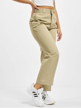 Dickies Pantalon chino Elizaville  kaki