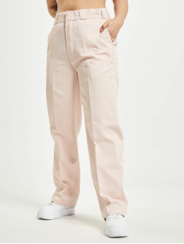 Dickies Pantalon chino Elizaville Fitork rose