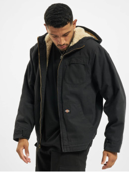 Dickies Parka Duck black