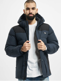 Dickies Parka Lockport  blau
