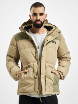 Dickies Parka Bunda Lockport  hnědožlutý