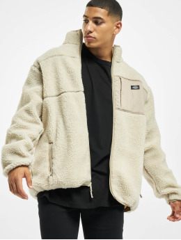 Dickies Pullover Red Chute Sherpa beige