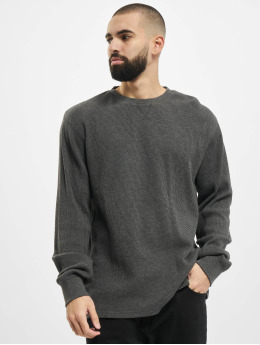 Dickies Pullover Zwolle Waffle grey