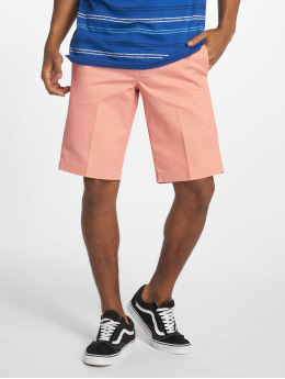 Dickies Shorts Slim Straight Work rosa