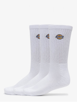 Dickies Skarpetki Valley Grove 3-Pack bialy