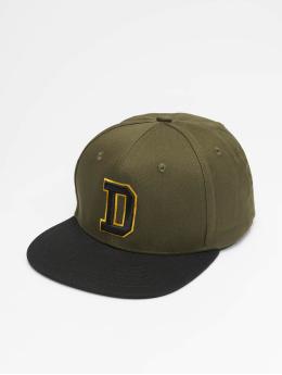 Dickies Snapback Cap Westdale  verde