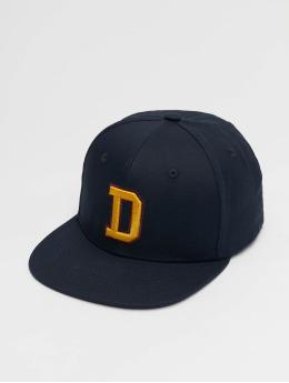 Dickies Snapback Caps Westdale modrý