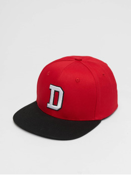 Dickies Snapback Caps Westdale red