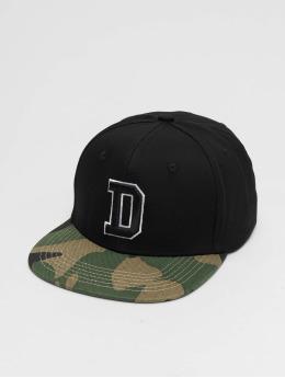 Dickies Snapback Caps Westdale svart
