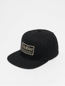 Dickies Snapback Caps Callicoon svart