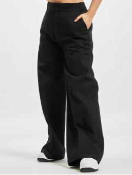 Dickies Spodnie wizytowe Winnsboroide Leg  czarny