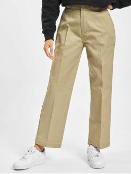 Dickies Spodnie wizytowe 874 Cropped khaki